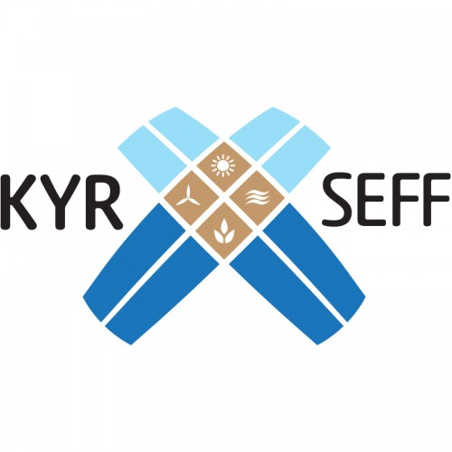 KYRSEFF Logo Alternate Version 4